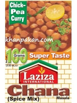 Laziza Chana Masala 100 Gms